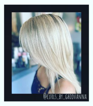 Icy🥶Blonde • • •  #askforghiovannad #salonbastille #montgomeryohio #salonfave #10794montgomeryroad #cincystylist #bestofohio #cincyhair #calltoday #bookappointments #comevisitus #seeyousoon #cantwait #hairgoals  #cincystylist #bestofohio #cincyhair #calltoday #bookappointments #comevisitus #seeyousoon #cantwait